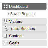 Image of Dashboard Sidebar