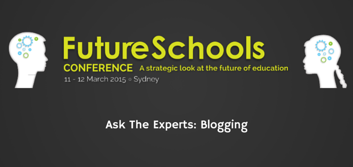 Ask The Experts- Blogging