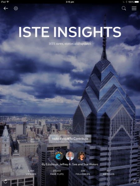 ISTE Insights Magazine