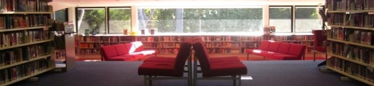 Ringwood Secondary College library