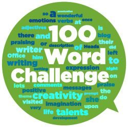 Logo of 100 Word Challenge | The Edublogger | Interview with Julia Skinner