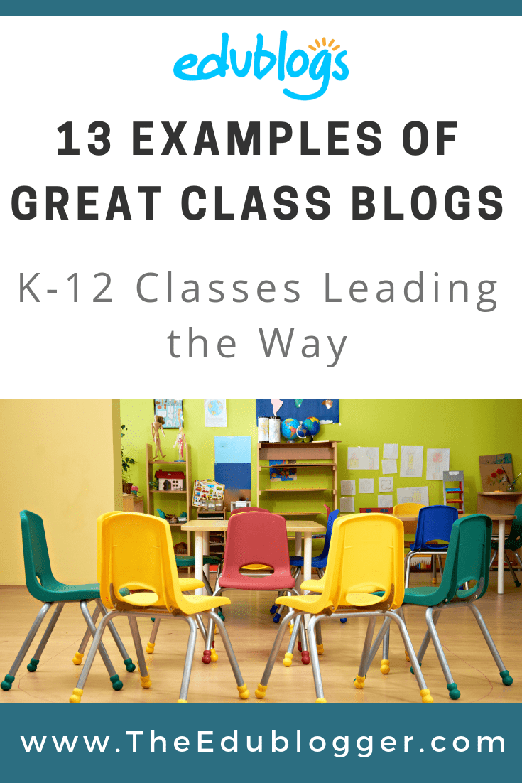 It can be so inspiring to take a look at other class blogs. Check out this showcase of 13 great blogs powered by Edublogs, CampusPress, or WordPress.
