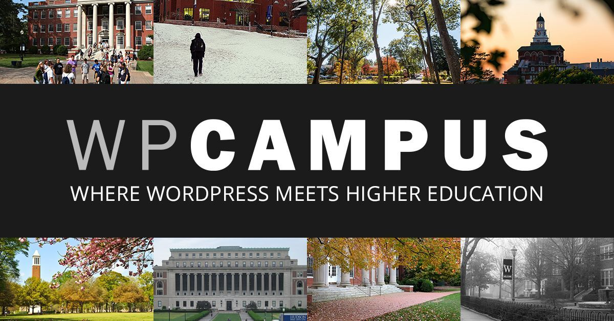 WPCampus Conference Logo