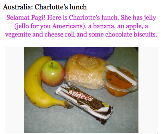 Charlottes lunch collaboration corner example photo
