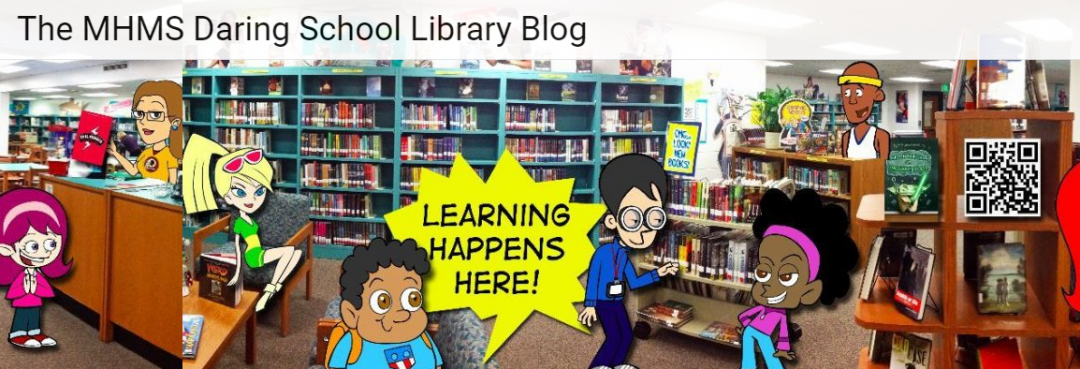 Daring Librarian Blog