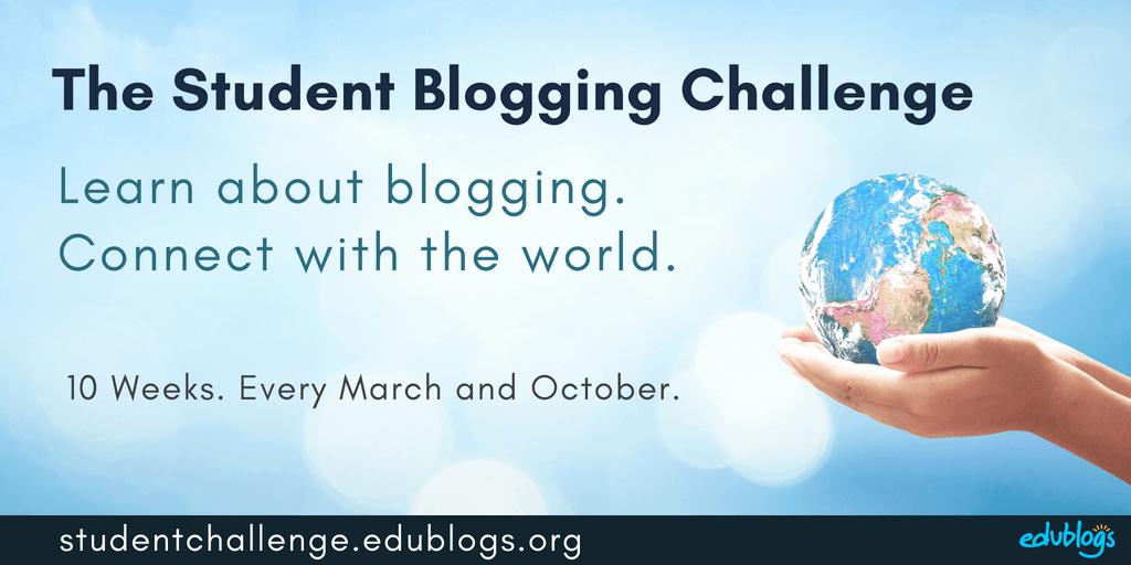 Student Blogging Challenge | Edublogs