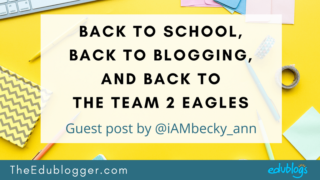 This is a guest post by grade two teacher, Becky Versteeg. Becky shares tips and insights on how she introduces her young students to blogging at the start of the school year. Edublogs