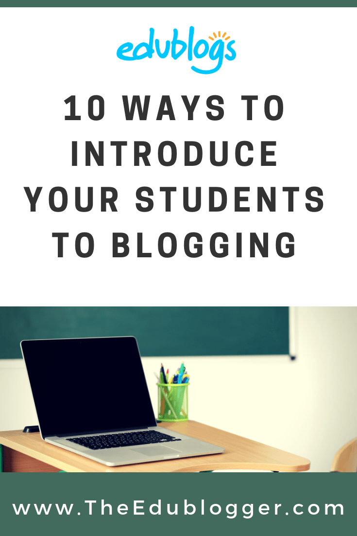 Ready to get started with blogging with students but not sure where to begin? We've got 10 ideas to get your blogging program off to a great start!