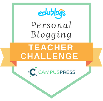 Personal Blogging Teacher Challenge