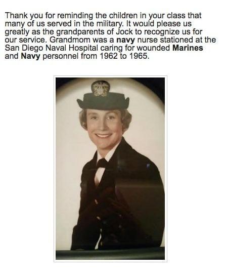 Veteran post