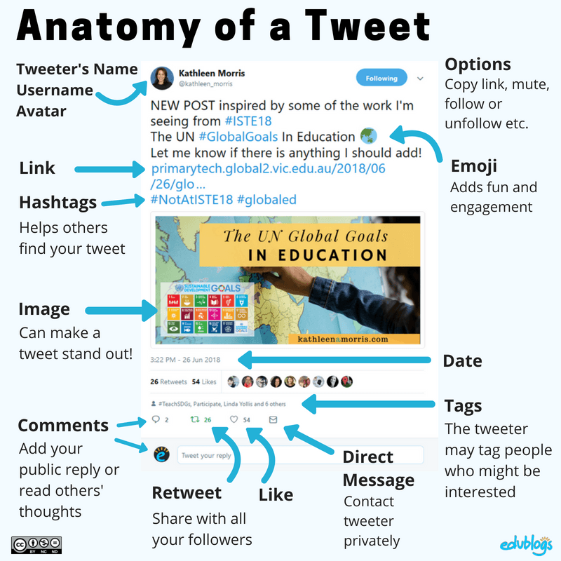 Anatomy of a Tweet