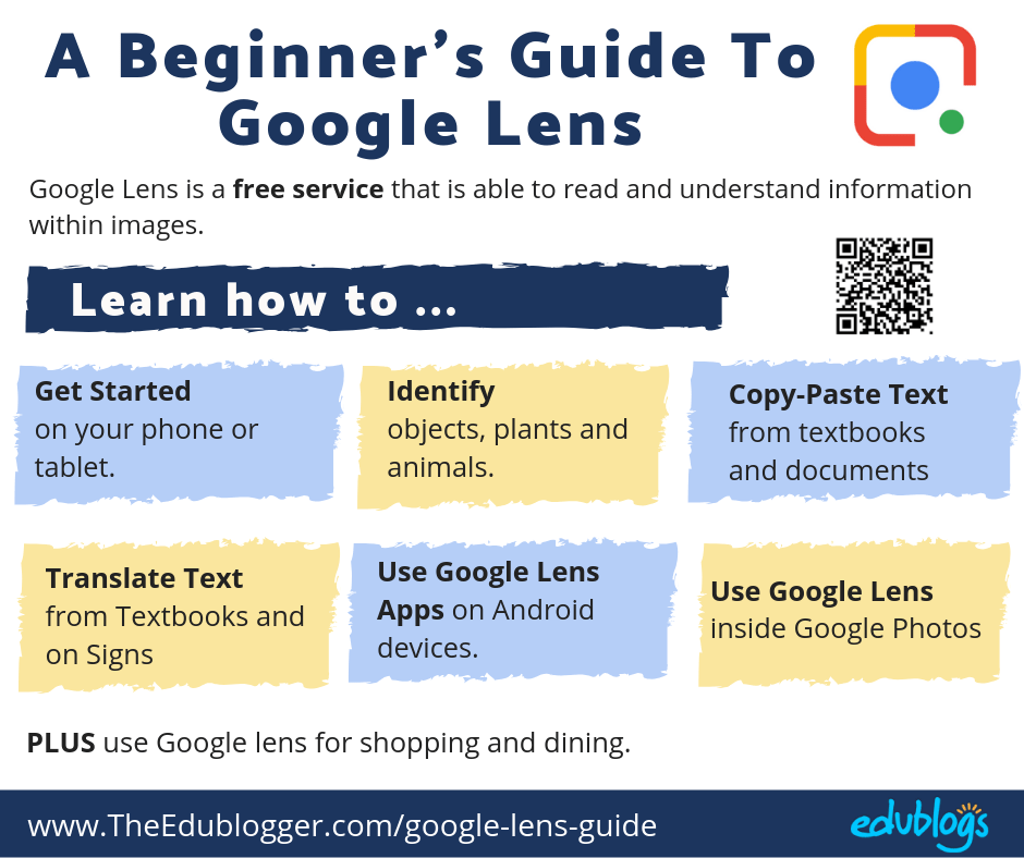 Guide to Google Lens