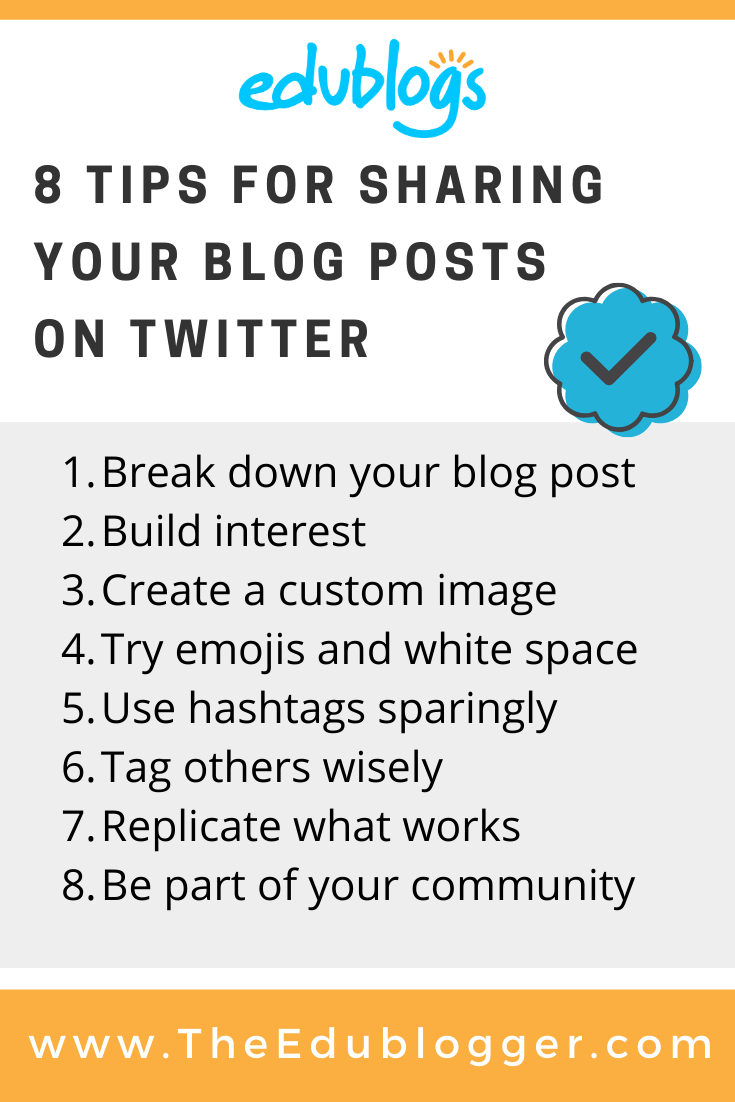 Twitter is a great place to share your blog posts! Learn how to power up your tweets and invite a whole new community of readers to your blog or website.