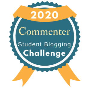 2020 Commenter Badge